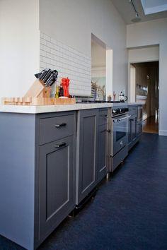 Ryan's Stunning San Francisco Remodel — Kitchen Tour | The Kitchn, Sherwin Williams Peppercorn