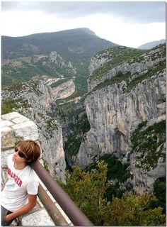 On the Route Des Cretes, Verdon