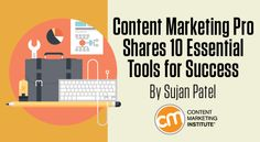 10 essential tools for content marketing success