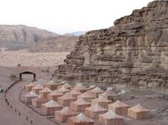 """Rahayeb Camp, a Bedouin """"hotel"""" in Wadi Rum.   Spending Easter weekend here.  Yay!"""