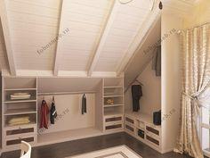 Мансарда под гардеробную Sloped Ceiling Bedroom, Cozy Interior Design, Small Bedroom Inspiration, Cape Cod House Interior, Bedroom Closet Design, Girl Bedroom Designs, Closet Designs, Master Bedroom Bathroom, Closet Design