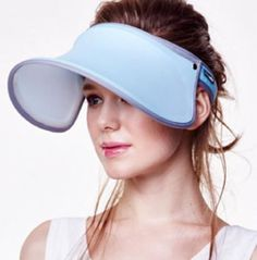 Women-Summer-Visor-Cap-UV-Protection-Sun-Block-Outdoor-Adjustable-Angle-Wide-Hat