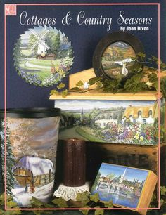 COTAGE AND COUNTRY SEASONS - Michelle L. Porte V. - Picasa веб-албуми