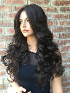 Welcome to Bella Wig Salon The item you've selected features: •Off black layered…