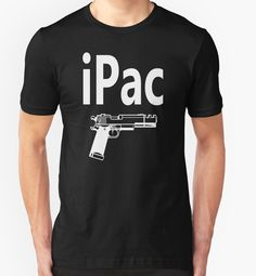 """iPac"" T-Shirts & Hoodies by everything-shop 