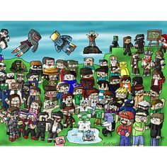 Minecrafters :D