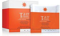 Tan Towel Plus Full Body - 15 Pack