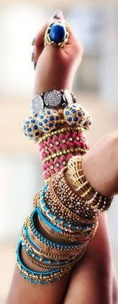 not just an arm party.  an arm rager.
