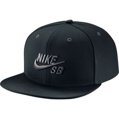 Nike Icon Snapback Hat ( 18) ❤ liked on Polyvore featuring accessories c3bbc46067b6