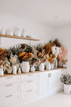 RESTOCKED ... Our dried flower bar is bursting with beautiful forever blooms. Shop in store or online with Australia-wide postage (some exclusions apply). Flower Bar, Flower Show, Scabiosa Pods, Lotus Pods, Paper Daisy, Floral Photography, Cafe Design, Grasses, Creative Food