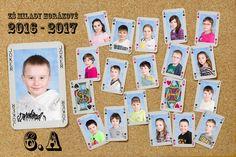 Společná fotografie TABLO A4 KARTY