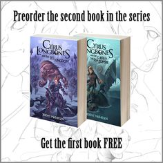 CYRUS LONGBONES AND THE YETI KINGDOM out Dec 27th. Preorder here: https://www.amazon.com/dp/B077QSVHDC Get book 1 FREE here: http://www.jeremymathiesen.com/free-ebook/