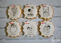 Love Is cookies