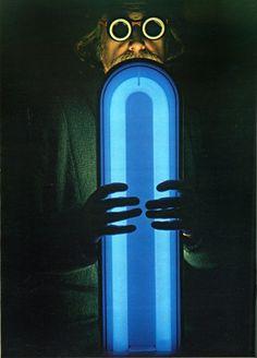 Ettore Sottsass -AsteroidLamp-1968