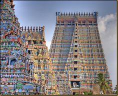 Tamil Nadu Temple, India