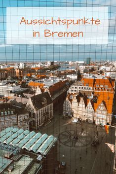 Skyline, Times Square, Germany, Travel, Bremen, Outside Activities, Tourism, Voyage, Places
