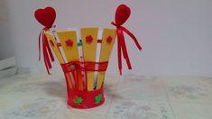 Creative Ideas : DIY Crafts - How to Make Foam Basket + Tutorial .