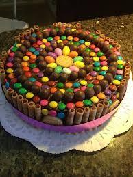 tortas decoradas con golosinas buscar con google