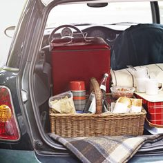 Easy Tailgating Picnic Recipes