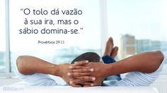 Evangelista Reina: Domínio próprioDomínio próprio é sinal de força. D...
