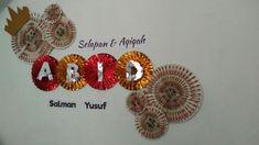 Aqiqah decoration by mommy