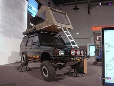 Land Rover Discovery 1, Discovery 2, Landrover Camper, Camper Trailers, Offroader, Range Rovers, Roof Top Tent, Camping, Land Rover Defender