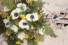 Seasonal winter wedding bouquet and fruit pie favours // Photography Jennie Hill Photography // The Natural Wedding Company Chic Wedding Dresses, Wedding Bouquets, Winter Wedding Flowers, Fruit Pie, Wedding Company, Favours, Floral Wreath, Wedding Inspiration, Seasons