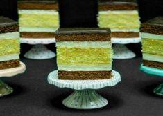 Prajitura Televizor sau Budapesta reteta video Romanian Desserts, No Cook Desserts, Vanilla Cake, Biscuit, Pancakes, Muffins, Deserts, Cooking, Sweet