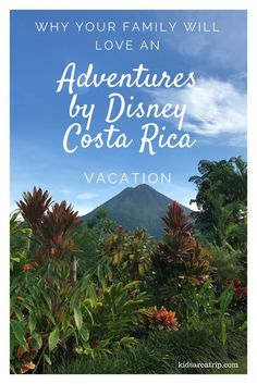 Costa Rica is a beautiful destination, but can be challenging to navigate on your own. Come see why your family will love an Adventures by Disney Costa Rica Vacation. - Kids Are A Trip