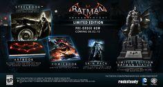 the arkham knight special edition | Batman: Arkham Knight Limited Edition