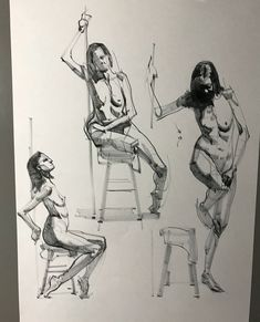 Figure Drawing Practice, Human Figure Sketches, Body Sketches, Anatomy Sketches, Figure Sketching, Art Sketches, Art Drawings, Human Body Drawing, Life Drawing