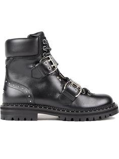 4569b5f0ce9 JIMMY CHOO Jimmy Choo Breeze Boots.  jimmychoo  shoes   Black Biker Boots