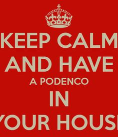 KEEP CALM AND HAVE A PODENCO IN YOUR HOUSE......our 2