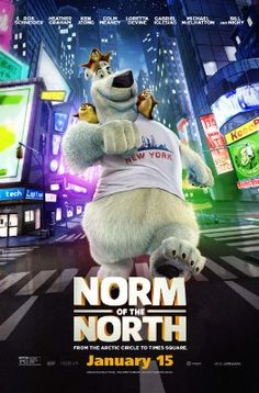 """ONLINE MOVIE """"Norm of the North 2016""""  HDTS BrRip 1080p in hindi DVD5 ac3"""