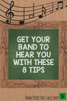 Communication in Band - Rehearsal time is very precious, and we directors want to make maximum use of that time in terms of efficiency and productivity. Here are some tips. Music Lesson Plans, Music Lessons, Teaching Orchestra, Band Director, Band Nerd, Music Worksheets, Music Activities, Elementary Music, Music Therapy
