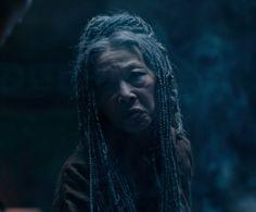 Jacqueline Chan - as Shabkana (Kaidu's mother) - Royalty & Shaman/Sorceress - Marco Polo (Netflix Series 2014- )