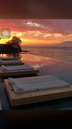 Honeymoon Destinations, Amazing Destinations, Paradise Travel, Vacation Trips, Vacation Spots, Vacations, Beautiful Sky, Beautiful Places, Aaliyah