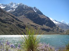 One of the most beautiful places: Santa Cruz hike, Northern Peru