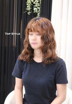 2017년 가을헤어스타일 추천! 중간머리 히피펌 : 네이버 포스트 Perm, Korean, Long Hair Styles, Medium, Beauty, Beleza, Korean Language, Perming Hair Style, Long Hair Hairdos