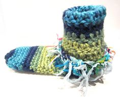 Etsy Mothers DayEven Taller Boot Cuff Socks  by ArtisticFunk, $18.00