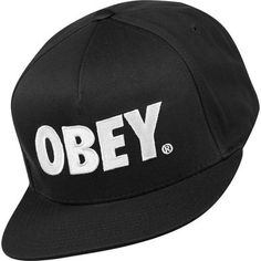 Obey. Plain and simple.