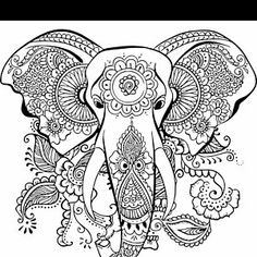 elephant coloring pageWild At Heart Adult Coloring Book stress-relieving designs) (Artists' Coloring Books): Peter Pauper Press Davlin PublishingEthnic Elephant SVG Mandala Elephant SVG Elephant head SVG Zentangle Elephant svg Cut table Design sBest Eleph Coloring Pages For Grown Ups, Free Adult Coloring Pages, Mandala Coloring Pages, Coloring Pages To Print, Animal Coloring Pages, Free Printable Coloring Pages, Coloring Book Pages, Coloring Pages For Kids, Coloring Sheets