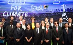 Mayors from 7,100 cities forge world's largest alliance to curb climate change