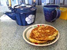 Healing, Yoga and Qigong: Easy Zucchini Paleo Pancakes (Gluten free, Sugar free)