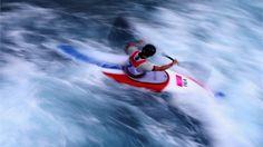 Jeux Olympiques de Londres 2012 – canoë kayak - Tony estaguet - France