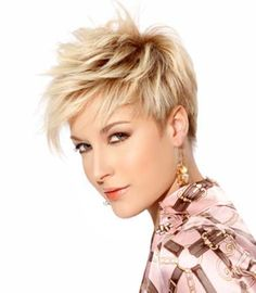 edgy pixie hairstyles pixie cut