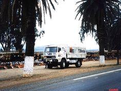 Liaz na Dakaru: Galerie českých speciálů Trucks, Vehicles, Truck