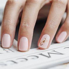 Wedding Manicure, Wedding Nails For Bride, Wedding Nails Design, Bride Nails, Wedding Hair, Wedding Makeup, Wedding Stuff, Bridal Shower Nails, Bridal Nail Art
