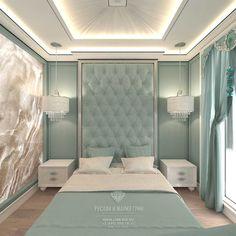 Дизайн бирюзовой спальни в таунхаусе http://www.line-mg.ru/sovremennye-idei-dizayna-spalni-v-biruzovyh-tonah
