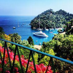 Beautiful Portafino, Italy